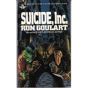 Suicide, Inc. - Ron Goulart