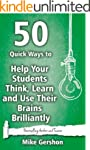 50 Quick Ways to Help Your Students T...