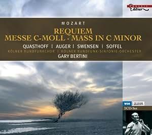 Mozart: Requiem / Mass in C Minor