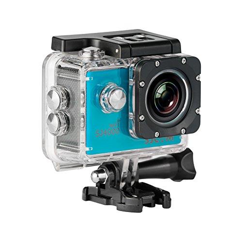 SJCam SJ4000 WIFI Action Camera da Sport, FHD 1080p, 12 MP, Schermo da 2