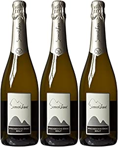 Biancavigna Frizzante Non Vintage Sparkling Wine 75 cl (Case of 3)