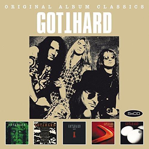 Original Album Classics by GOTTHARD (2015-05-04)