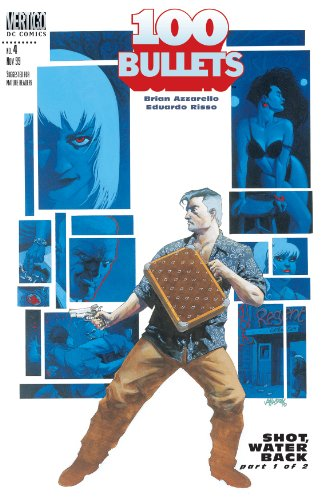 100 Bullets #4 (100 Bullets Book Four compare prices)