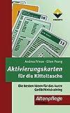 Image de Aktivierungskarten für die Kitteltasche 1: Die besten Ideen für das kurze Gedächtnistraining (Alt