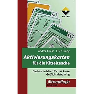 Aktivierungskarten für die Kitteltasche 1: Die besten Ideen für das kurze Gedächtnistraining (Alt
