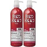 Urban Antidotes by TIGI Bed Head Hair Care Resurrection Tween Set - Shampoo 750ml & Conditioner 750ml