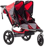 BOB Stroller Strides Duallie Fitness Stroller, Red