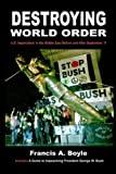 img - for Destroying World Order: US Imperialism in the Middle East Before and After September 11 book / textbook / text book