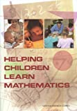 img - for By Jeremy Kilpatrick - Helping Children Learn Mathematics: 1st (first) Edition book / textbook / text book