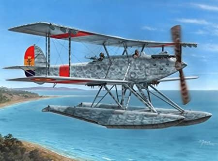Special Hobby 72241 Vickers CASA 245 1:72 Plastic Kit Maquette