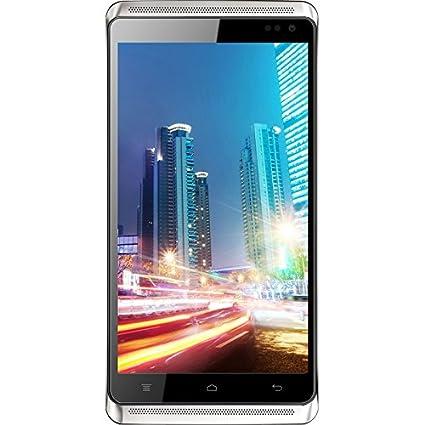 Hisense U688 8GB Color blanco Smartphone débloqué (6 pouces - 8 Go) Blanc (import Espagne)