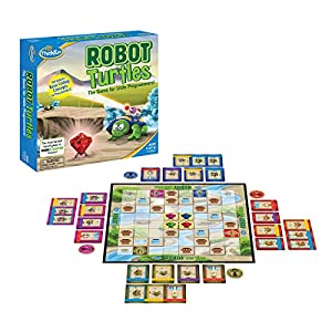 Robot Turtles Game by ThinkFun