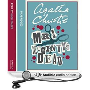 Mrs. McGinty's Dead (Unabridged)