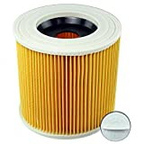 Spares2go Cartridge Filter For Karcher A2004 A2251ME A2254ME Handyman Wet & Dry Vacuum Cleaners
