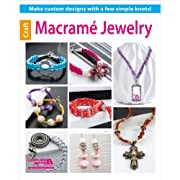 Leisure Arts Macrame Jewelry Kit