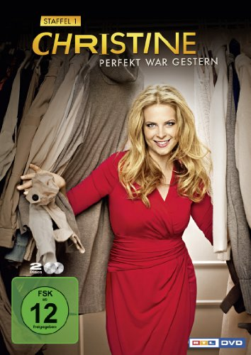 Christine. Perfekt war gestern! - Staffel 1 [2 DVDs]