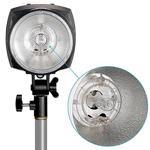 540w Flash Kit Photography Lighting Studio Strobe Light: Neewer 360W 5600K Photo Studio Monolight Strobe Flash