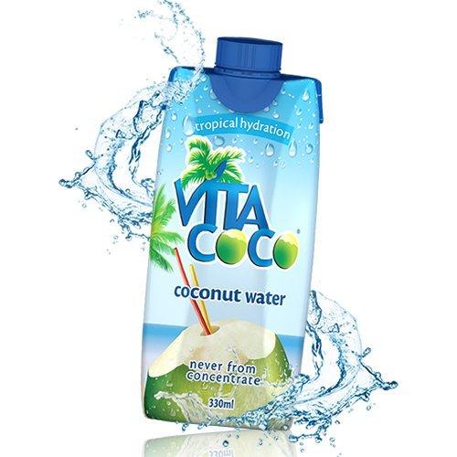 Vita Coco(ビタココ) ココナッツウォーター 330ml×12本セット (free shipping campaign)