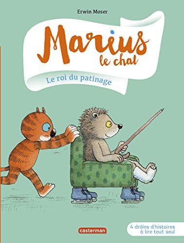 Marius le chat (3) : Le roi du patinage