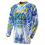 O'Neal Hardwear Cobra Downhill Jersey Gentlemen blue/yellow Size