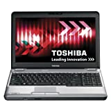 Toshiba Satellite L500-1WG 15.6-inch Laptop (Intel Pentium T4400 2.2 GHz Processor, 4 GB RAM, 320 GB HDD HDD, DVDSMDL, 6 Cell Battery, Windows 7 Home Premium)by Toshiba