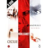 Cecilie / The Frost - 3-DVD Box Set ( M�rke / Murk )by Anders W. Berthelsen