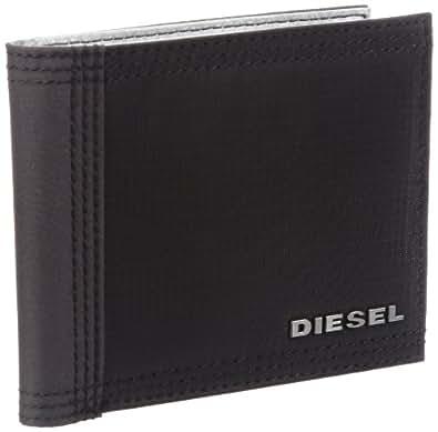 Diesel PROCESSOR OUTPUT X01683 PR520, Herren Geldbörsen, Schwarz (black), 12x10x2 cm (B x H x T)