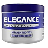 Elegance Extra Strong Vitamin PRO-VB5 Hair Gel 17.6 oz BB-52977