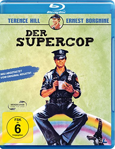 Der Supercop [Blu-ray]