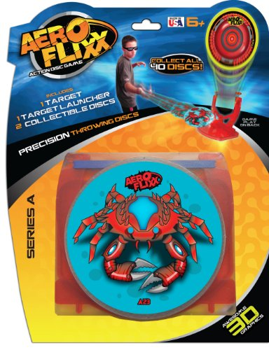 Skullduggery Disc Golf Aero Flixx - Action Target Set