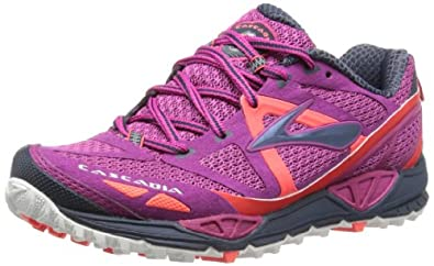 Brooks Ladies Cascadia 9 Trail Running Shoes by Brooks