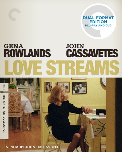 Blu-ray : Love Streams (Criterion Collection) (Blu-ray)