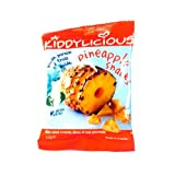 Kiddylicious 12 Month Pineapple Snacks 12g