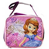 Disney Sofia the First Lunch Bag(learning to Dance)