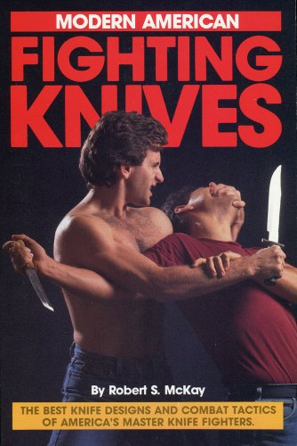 Modern American Fighting Knives (Unique Literary Books Of The World)