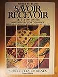 Savoir Recevoir - De 2 � 200 Invit�s...