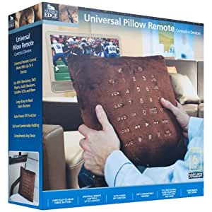 Universal Pillow TV Remote Control - Controls up to 6 Devices!