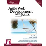 Agile Web Development with Rails (Pragmatic Programmers)by Sam Ruby