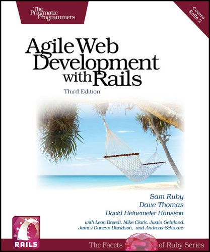 Agile Web Development with Rails, Third Edition (Agile Development With Rails compare prices)