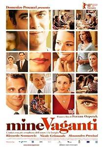 Loose Cannons Movie Poster (11 x 17 Inches - 28cm x 44cm) (1990) Italian Style A -(Gene Hackman)(Dan Aykroyd)(Dom DeLuise)(Ronny Cox)(Nancy Travis)(David Alan Grier)