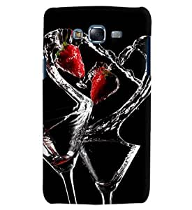 FurnishFantasy Designer Back Case Cover for Samsung Galaxy J7