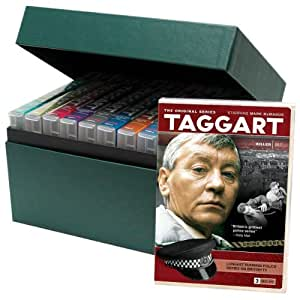 Taggart Complete Original Series Starring Mark McManus