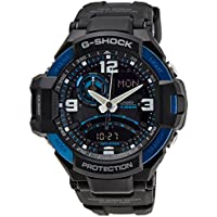 Casio G-Shock Professional Analog-Digital Multi-Color Dial Men's Watch - GA-1000-2BDR (G541)