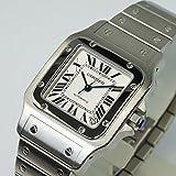 [カルティエ] Cartier 腕時計 サントス ガルベ XL W20098D6 メンズ 中古