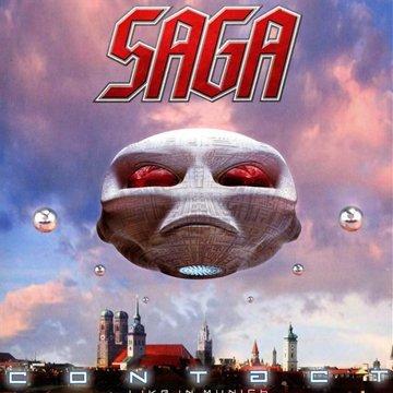 SAGA - Contact: Live In Munich (2CD) - Zortam Music