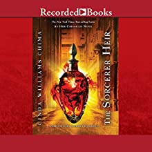 The Sorcerer Heir: The Heir Chronicles, Book 5 (       UNABRIDGED) by Cinda Williams Chima Narrated by Robert Ramirez