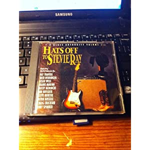 L.A. Blues Authority Vol.�V : Hats Off To Stevie Ray