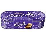 Cadbury Dairy Milk Biscuit Tin 220g