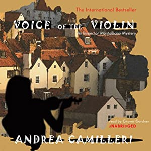 Voice of the Violin Audiobook