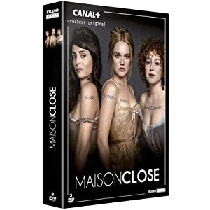 Maison close, saison 1 - Coffret 3 DVD